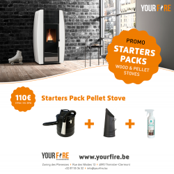 Starters Pack Pellets Stoves