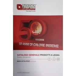 Catalogue La Nordica bois