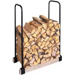 Etagère à bois ajustable