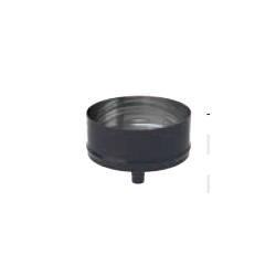 Purgeur diam 150 DW inox noir
