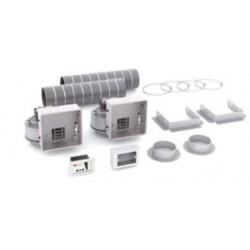 La Nordica Kit ventilation...